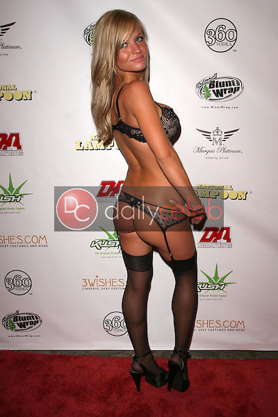 Lindsey Knight<br />at National Lampoon's 'The Great American Fantasy'. Playboy Mansion, Holmby Hills, CA. 09-06-08<br />Dave Edwards/DailyCeleb.com 818-249-4998