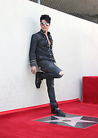 Criss Angel Honored With Star On The Hollywood Walk Of Fame
