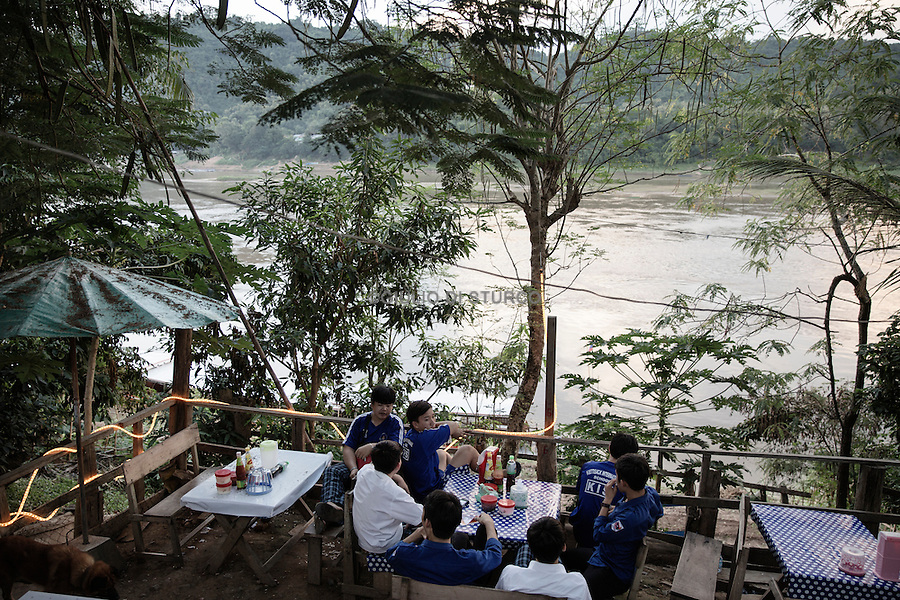 LAOS, NOVEMBER 2015<br />Luang Prabang, once considered a place for romantic dreamers, today is a magnet for expats in search of fortune in the new business of art and culture.<br /><br />@Giulio Di Sturco