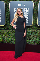 TV personality Nancy O'Dell attends the 75th Annual Golden Globes Awards at the Beverly Hilton in Beverly Hills, CA on Sunday, January 7, 2018.<br /> *Editorial Use Only*<br /> CAP/PLF/HFPA<br /> &copy;HFPA/Capital Pictures