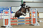 08/04/2015 - Class 8 - 95cm Trailblazers - Easter Fun Show - Brook Farm Training Centre
