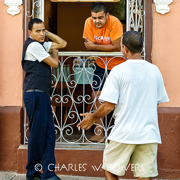Faces Of Cuba - Trinidad 500 year celebration.<br />