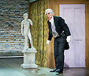 A Mad World My Masters by Thomas Middleton. A Royal Shakespeare Company Production directed by Sean Foley. With Richard Durden as Spunky.  Opens at The Swan Theatre Stratford Upon Avon  on 13/6/13. CREDIT Geraint Lewis