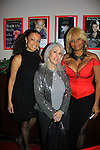 """One Life To Live Valarie Pettiford """"Sheila Price"""" and All My Children Tonya Pinkins and also As The World Turns perform (sing) as a part of Jamie deRoy & friends. Anita Gillette (Search for Tomorrow, A/W and Edge of Night) and Tony Lo Bianco (Love of Life) were in attendance on Dec. 28, 2012 at the Metropolitan Room, NYC, NY. (Photo by Sue Coflin/Max Photos)"""