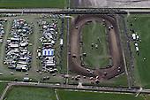 Luchtfoto 52e autocross Hallum