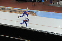 SPEED SKATING: SALT LAKE CITY: 21-11-2015, Utah Olympic Oval, ISU World Cup, , Brittany Bowe (USA), ©foto Martin de Jong