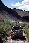 Four wheeling on the Applegate - Lassen Pioneer Trail in High Rock Canyon