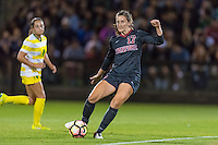 Stanford, CA - September 24, 2016:  Andi Sullivan during the Stanford vs Oregon Women's soccer match in Stanford, California.  The Cardinal defeated the Ducks 3-0.