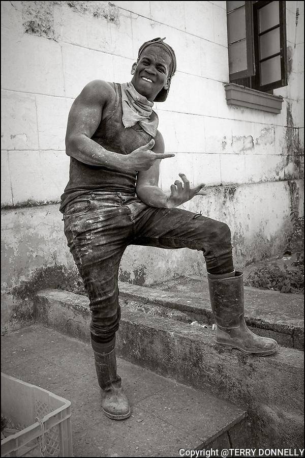 Havana, Cuba:<br /> Havana street scene