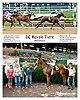 DC Royale Tigre winning at Delaware Park on 10/3/13