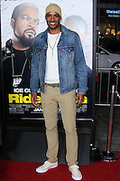 "HOLLYWOOD, CA - JANUARY 13: Boris Kodjoe at the Los Angeles Premiere Of Universal Pictures' ""Ride Along"" held at the TCL Chinese Theatre on January 13, 2014 in Hollywood, California. (Photo by David Acosta/Celebrity Monitor)"