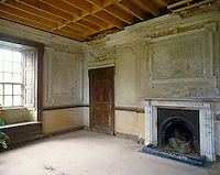 The restoration of this Georgian town house is a slow and painstaking process