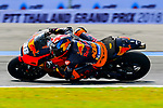 Red Bull KTM Factory Racing's rider Bradley Smith of Great Britain rides during the MotoGP Official Test at Chang International Circuit on 17 February 2018, in Buriram, Thailand. Photo by Kaikungwon Duanjumroon / Power Sport Images