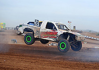 Mar. 19, 2011; Chandler, AZ, USA;  LOORRS pro two driver Jesse James during round one at Firebird International Raceway. Mandatory Credit: Mark J. Rebilas-US PRESSWIRE