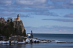 Lighthouse, Split Rock Lake Superior