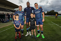 General view after the Greene King IPA Championship match between London Scottish Football Club and Ealing Trailfinders at Richmond Athletic Ground, Richmond, United Kingdom on 8 September 2018. Photo by David Horn.