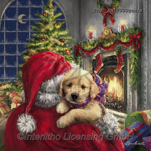 Marcello, CHRISTMAS SANTA, SNOWMAN, WEIHNACHTSMÄNNER, SCHNEEMÄNNER, PAPÁ NOEL, MUÑECOS DE NIEVE, paintings+++++,ITMCXM1799SQUARE,#x#