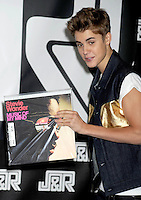 Justin Bieber at J&R Music - New York