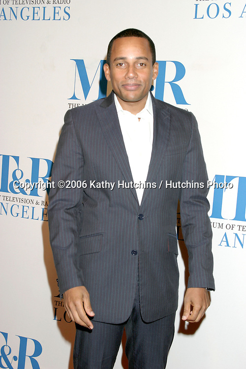 Hill Harper.Museum of TV & Radio Annual Gala IHO Les Moonves and Jerry Bruckheimer.Regent Beverly Wilshire Hotel.Beverly Hills, CA.October 30, 2006.©2006 Kathy Hutchins / Hutchins Photo....