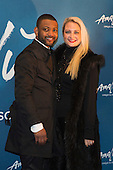 London, UK. 19 January 2016. Singer and TV presenter JB Gill. Celebrities arrive on the red carpet for the London premiere of Amaluna, the latest show of Cirque du Soleil, at the Royal Albert Hall.