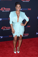 """LOS ANGELES - AUG 13:  Nia Long at the """"47 Meters Down: Uncaged"""" Los Angeles Premiere at the Village Theater on August 13, 2019 in Westwood, CA"""