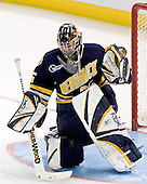 Jim Healey - Boston College defeated Merrimack College 3-0 with Tim Filangieri's first two collegiate goals on November 26, 2005 at Kelley Rink/Conte Forum in Chestnut Hill, MA.