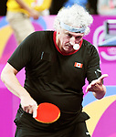 Ian Kent competes in mens table tennis at the 2019 ParaPan American Games in Lima, Peru-23aug2019-Photo Scott Grant