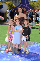 "Ariel Winter<br /> at the ""Smurfs The Lost Village"" Los Angeles Premiere, Arclight, Culver City, CA 04-01-17<br /> David Edwards/Dailyceleb.com 818-249-4998"