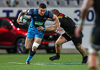 Sonny Bill Williams of the Blues during the Super Rugby Match between the Blues and the Chiefs at Eden Park in Auckland, New Zealand on Friday, 26 May 2017. Photo: Simon Watts / www.lintottphoto.co.nz