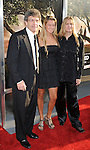 "HOLLYWOOD, CA. - July 26: Alan Horn, daughter and wife Cindy Horn arrive at the ""Flipped"" Los Angeles Premiere at ArcLight Cinemas Cinerama Dome on July 26, 2010 in Hollywood, California."