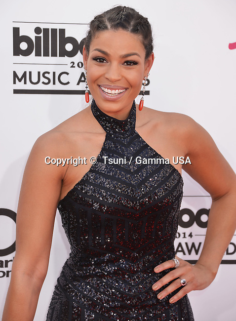 Jordin Sparks 102 at the  2014-Billboard Music Awards at the MGM Grand Arena in Las Vegas.