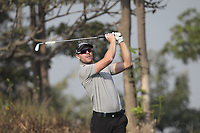 Jens Dantorp (SWE) in action on the 12th during Round 2 of the Hero Indian Open at the DLF Golf and Country Club on Friday 9th March 2018.<br /> Picture:  Thos Caffrey / www.golffile.ie<br /> <br /> All photo usage must carry mandatory copyright credit (&copy; Golffile | Thos Caffrey)