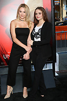 HOLLYWOOD, CA - APRIL 18: Hunter King, Joey King at the premiere of 'Unforgettable' at the TCL Chinese Theatre on April 18, 2017 in Hollywood, California. <br /> CAP/MPI/DE<br /> &copy;DE/MPI/Capital Pictures