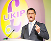 UKIP Annual Party Conference <br /> 26th September 2014 <br /> at Doncaster Racecourse, Great Britain <br /> <br /> <br /> <br /> Steven Woolfe MEP<br /> <br /> <br /> Photograph by Elliott Franks <br /> Image licensed to Elliott Franks Photography Services