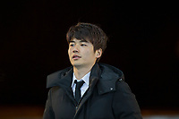Ki Sung-Yueng of Swansea City arrives for the EPL - Premier League match between Swansea City and Manchester City at the Liberty Stadium, Swansea, Wales on 13 December 2017. Photo by Mark  Hawkins / PRiME Media Images.