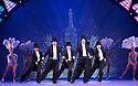 An American in Paris. West End Premiere of the Tony Award winning show. Directed and Choreographed by Christopher Weldon. With Haydn Oakley as Henri Baurel,David Seadon-Young as Adam Hochberg. Opens   at The Dominion Theatre, London on 14/3/17 . ONLY FOR EDITORIAL USE