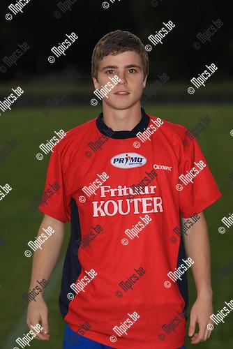 2010-08-03 / Voetbal / seizoen 2010-2011 / Rapid Leest / Niels Breuer..Foto: mpics