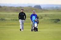 Conor Ryan (Dun Laoghaire) on the 1st during Round 1 of The East of Ireland Amateur Open Championship in Co. Louth Golf Club, Baltray on Saturday 1st June 2019.<br /> <br /> Picture:  Thos Caffrey / www.golffile.ie<br /> <br /> All photos usage must carry mandatory copyright credit (© Golffile | Thos Caffrey)