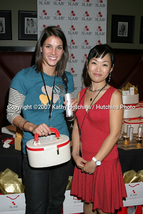 Missy Peregrym.GBK Productions Golden Globe Gifting Suite.Friar's Club.Beverly Hills   CA.January 11, 2007.©2007 Kathy Hutchins / Hutchins Photo.