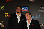 Penn & Teller at the 38th Annual Daytime Entertainment Emmy Awards 2011 held on June 19, 2011 at the Las Vegas Hilton, Las Vegas, Nevada. (Photo by Sue Coflin/Max Photos)