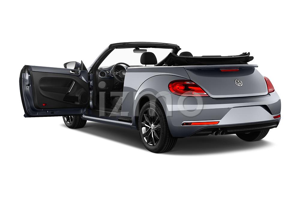 Car images of 2017 Volkswagen Beetle Design 2 Door Convertible Doors
