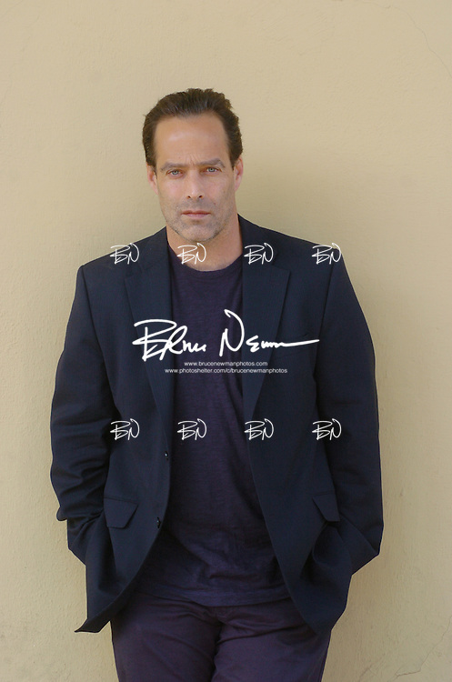 Author Sebastian Junger in Oxford, Miss.  ©2011 Bruce Newman