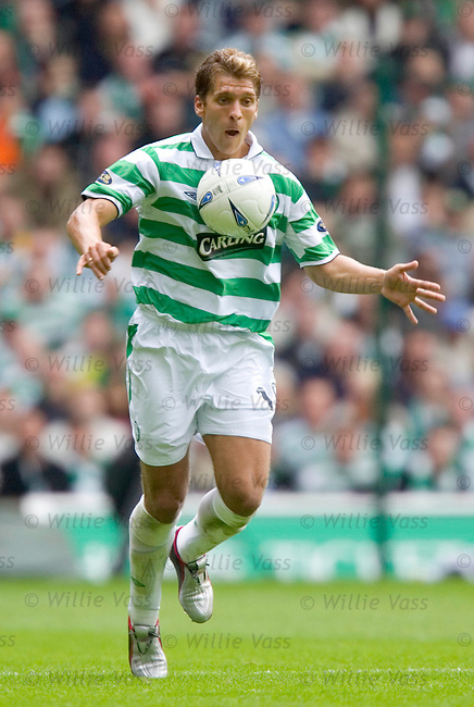 Stillian Petrov, Celtic.stock season 2004-2005.pic willie vass