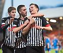 Dunfermline AFC v Stranraer FC 11 January 2014