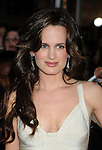 "WESTWOOD, CA. - November 16: Elizabeth Reaser arrives at ""The Twilight Saga: New Moon"" premiere held at the Mann Village Theatre on November 16, 2009 in Westwood, California."