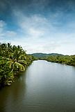 PHILIPPINES, Palawan, Batak Village, Tanabag River, drive from Puerto Princessa to Tanabag