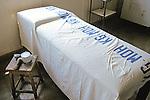 Hospital Bed, Nyanza Provincial General Hospital