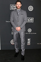 LOS ANGELES - JAN 4:  Jensen Ackles at the Art of Elysium Gala - Arrivals at the Hollywood Palladium on January 4, 2020 in Los Angeles, CA