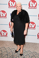 Laila Morse at the TV Choice Awards 2017 at The Dorchester Hotel, London, UK. <br /> 04 September  2017<br /> Picture: Steve Vas/Featureflash/SilverHub 0208 004 5359 sales@silverhubmedia.com