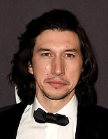 LOS ANGELES, CALIFORNIA - JANUARY 06: Adam Driver attends the Warner InStyle Golden Globes After Party at the Beverly Hilton Hotel on January 06, 2019 in Beverly Hills, California. <br /> CAP/MPI/IS<br /> &copy;IS/MPI/Capital Pictures
